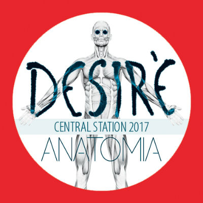 9. Desiré Central Station 2017 – anatomia