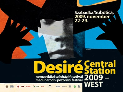 1. Desiré Central Station 2009 – WEST